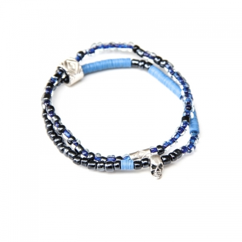 ADD Republic Limited Mini Evolution Blue Bracelet