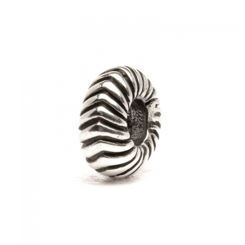 Trollbeads Angles Tip Silver Bead 11202 (RETIRED)
