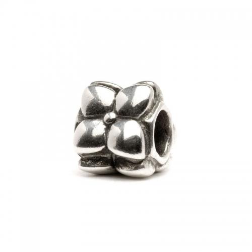 Trollbeads Flowers Silver Bead 11216