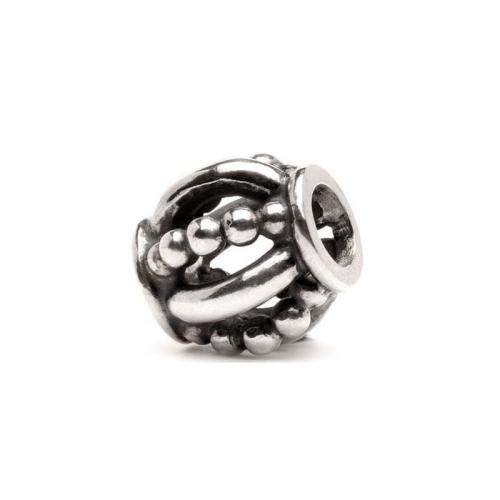Trollbeads Royal Silver Bead 11227
