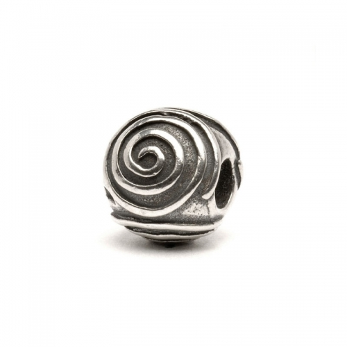 Trollbeads Spiral Silver Bead 11241