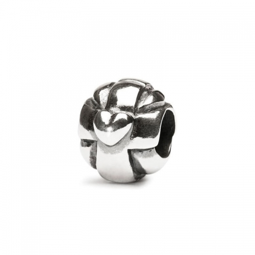 Trollbeads Loving Light Silver Bead 11280