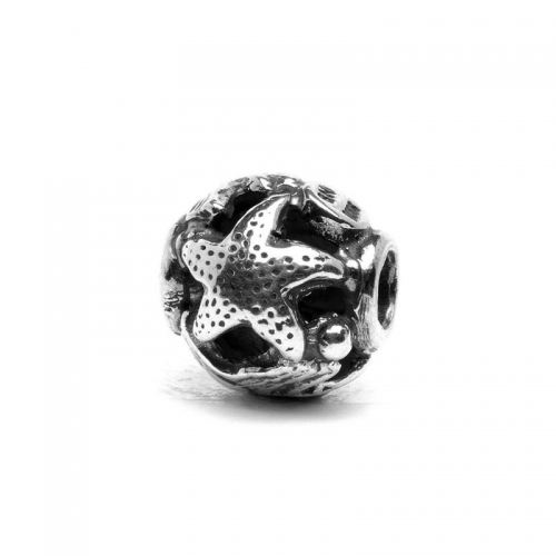 Trollbeads Ocean Silver Bead 11314