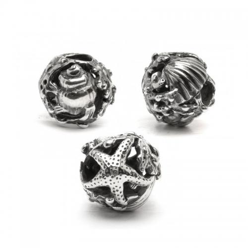 Trollbeads Treasures Silver Bead 11328
