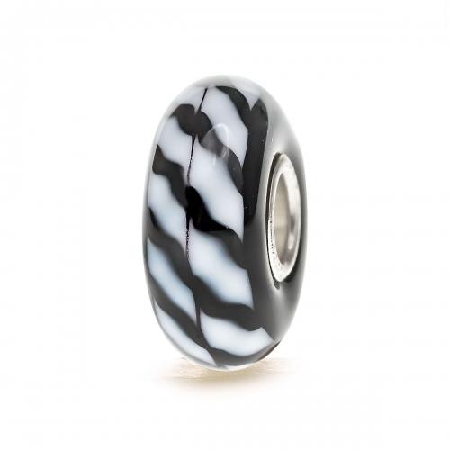 Trollbeads Black & White Empowerment Bead 64XXX-1-5