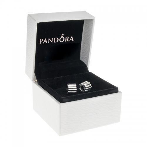 Pandora Ribbed 790163 Clip Gift Set