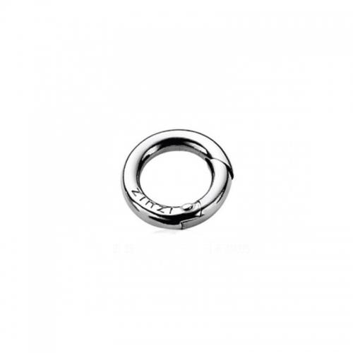 Zinzi Sterling Silver 17mm Decorative Lock