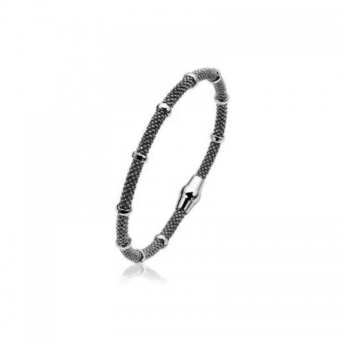 Zinzi Silver Plated Silver Bracelet Zia943