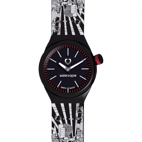 WIZE AND OPE JAPAN SHUTTLE WATCH SH-JAP-1