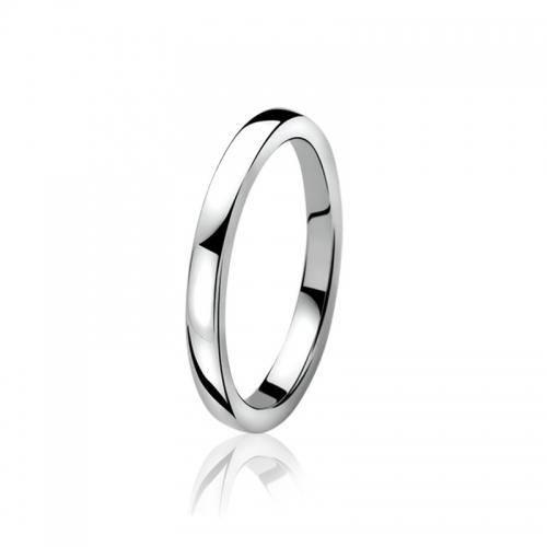 Zinzi Silver Band Stacking Ring ZIR828