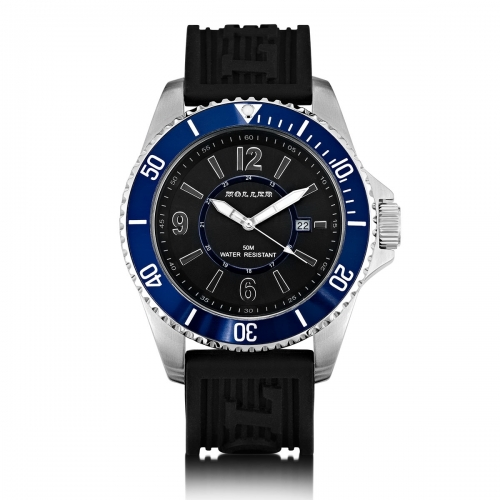 Ex-Display Holler Harthon Blue Watch EXD-HLW2189-6