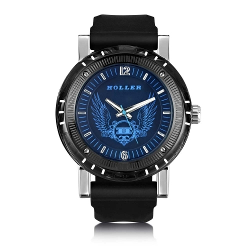 Ex-Display Holler Black Magic Blue Watch EXD-HLW2197-2