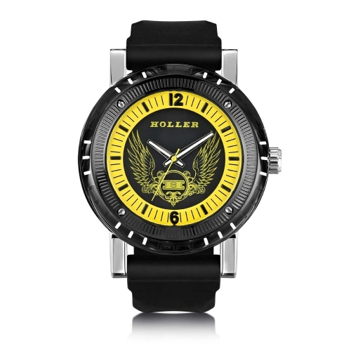 Ex-Display Holler Black Magic Yellow Watch EXD-HLW2197-3