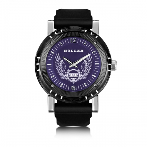 Ex-Display Holler Black Magic Purple Watch EXD-HLW2197-1
