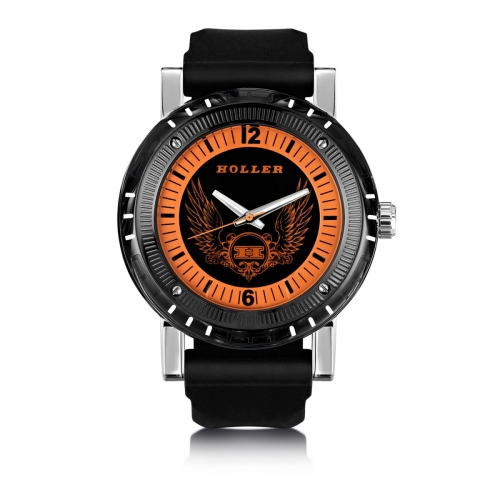 Ex-Display Holler Black Magic Orange Watch EXD-HLW2197-4