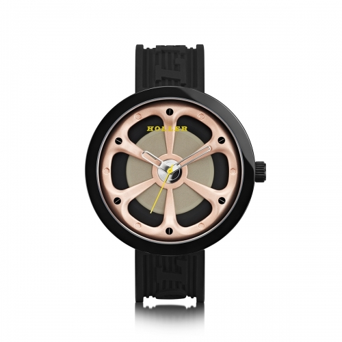 Ex-Display Holler Sunstruck Rose Watch EXD-HLW2451-1