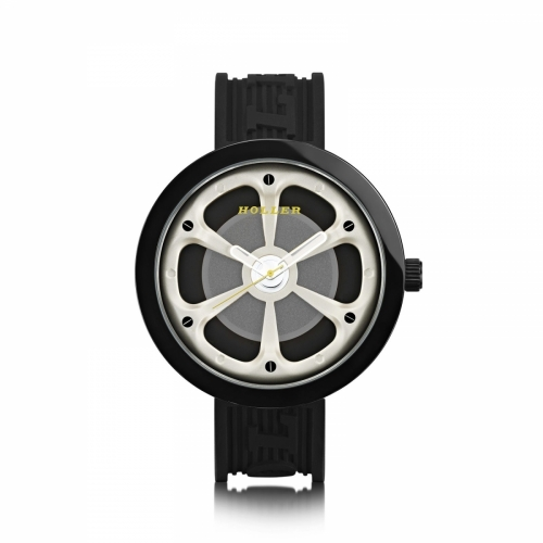 Ex-Display Holler Sunstruck White Watch EXD-HLW2451-2