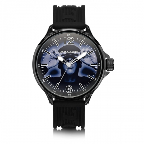 Ex-Display Holler Crazies Jay-Z Black Watch EXD-HLW2279-13