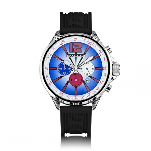 Ex-Display Holler Psychedelics Blue Watch EXD-HLW2280-9