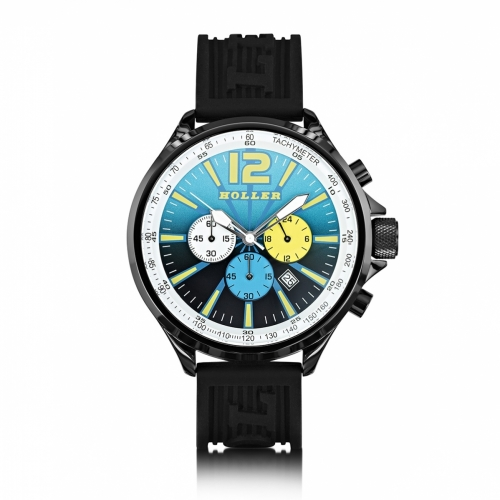 Ex-Display Holler Psychedelics Turqoise Watch EXD-HLW2280-12