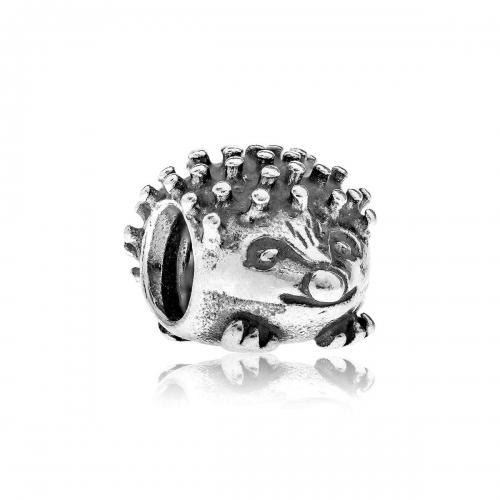 Pandora Rare Hedgehog Silver Charm 790333