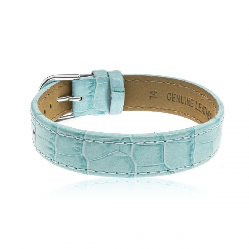 Love Letters Turquoise Genuine Leather Strap LL-BR-03