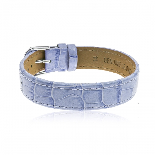 Love Letters Lavender Genuine Leather Strap LL-BR-04