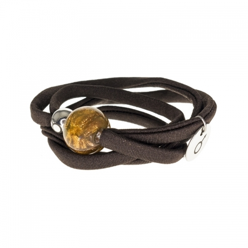 Antica Murrina Cosmology Mars Fabric Bracelet BR605A10
