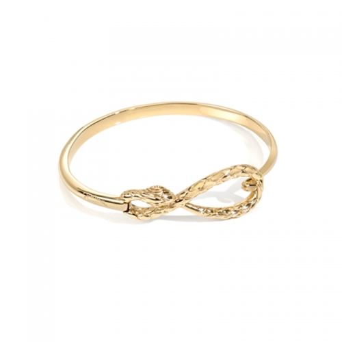 Just Cavalli Groumette Gold Bangle