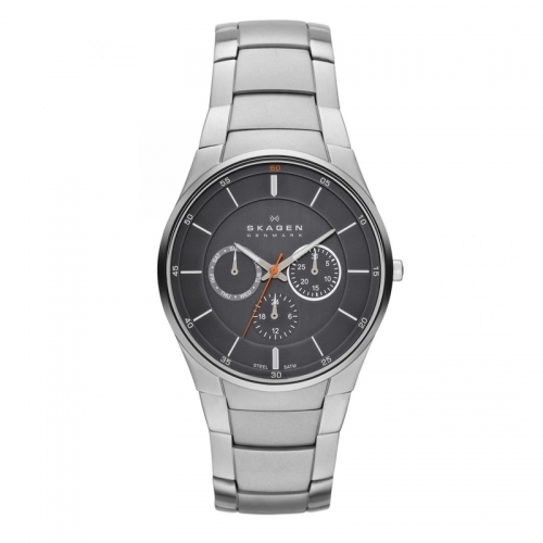 Skagen Aabye Stainless Steel Watch SKW6054