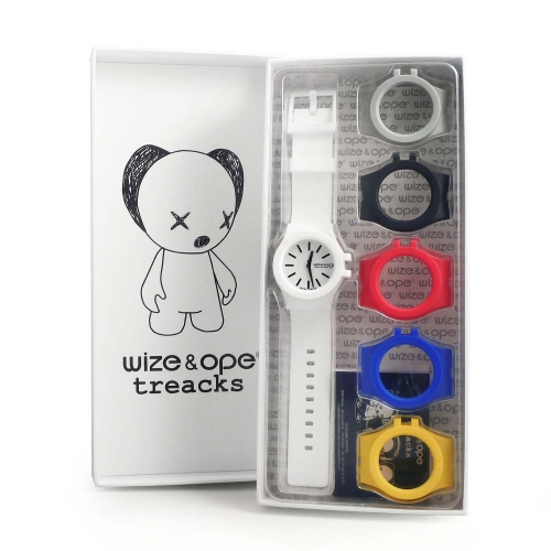 WIZE AND OPE COLLECTORS BOX Analogue Treack BD-TR-1-C3
