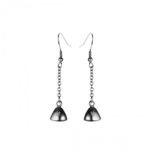 Nicky Vankets Silver Dangle Earrings