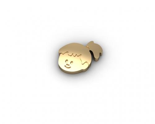 Key Moments Gold Girl Element 8KM-E00042