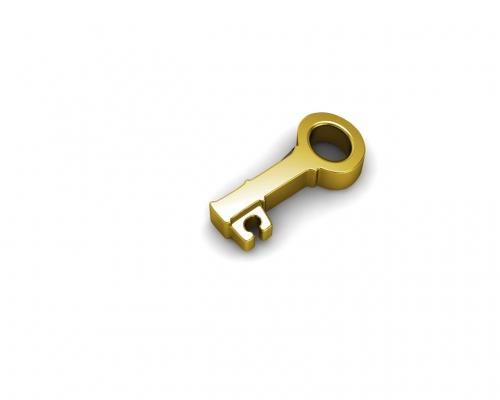 Key Moments Gold Key Element 8KM-E00196