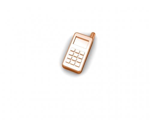 Key Moments Rose Gold Phone Element 8KM-E00227