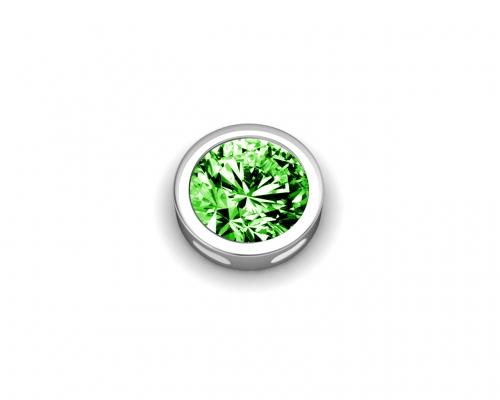 Key Moments May Birthstone Dark Green Element 8KM-E00091