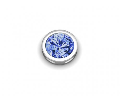 Key Moments December Birthstone Blue Stone Element 8KM-E00098