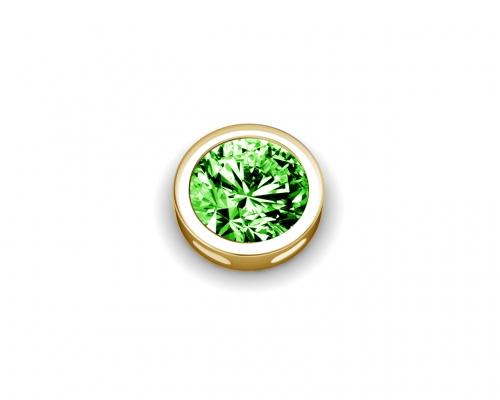 Key Moments May Birthstone Deep Green Element 8KM-E00157