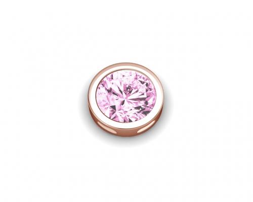 Key Moments June Birthstone Pink Stone Element 8KM-E00170