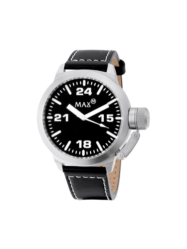 Max classic watch 36mm - black