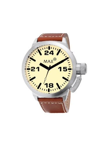 Max classic watch 36mm - brown