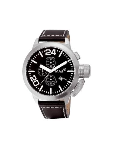 Max classic chrono 36mm - white