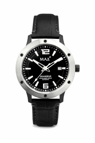 Max Grandeur IPS/Black 42mm Automatic 5ATM