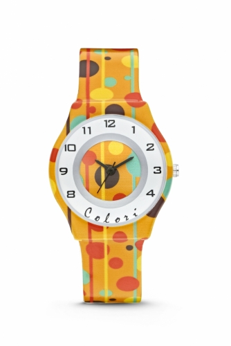 Colori Kidswatch 34MM Dots 3ATM