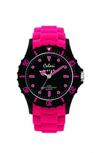 Colori Watch 40 Pink/Black 5ATM