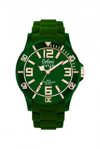 Colori Watch 40MM Emerald Green 5ATM