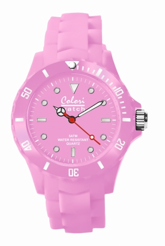 Colori Watch 40 Baby Pink 5ATM