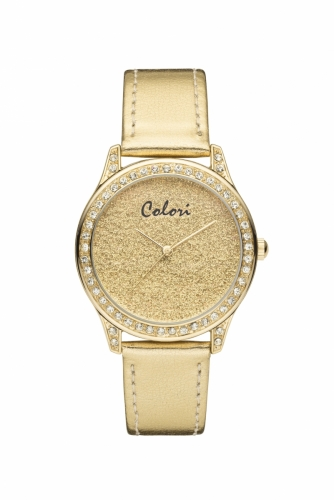 Colori Supreme Gold Watch 37MM Gold