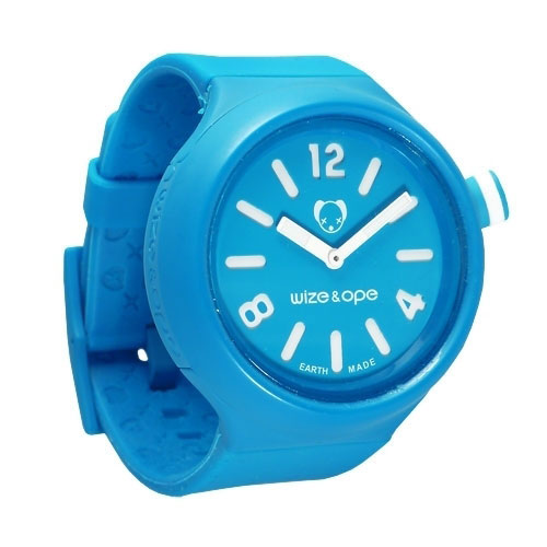 Wize and Ope Blue Jumbo  Shuttle Watch JB-SH-8