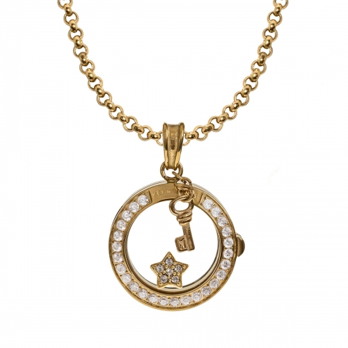 Key Moments Shining Star Gold Necklace Set